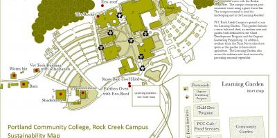 Map of PCC rock creek